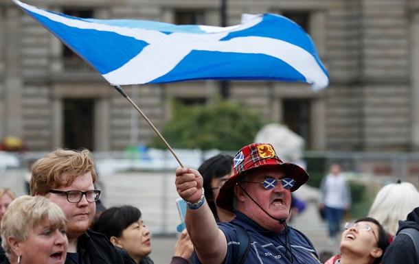 Референдум в Шотландии: почему скотты решили не  разводиться  с Лондоном