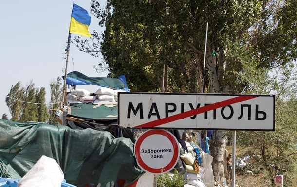 В Мариуполе звучат залпы тяжелых орудий