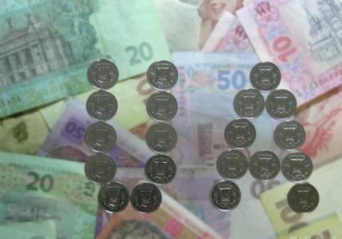 Інфляційні гайки для гривні
