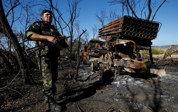 Буферная зона на Донбассе должна создаваться с сегодняшнего дня – СНБО