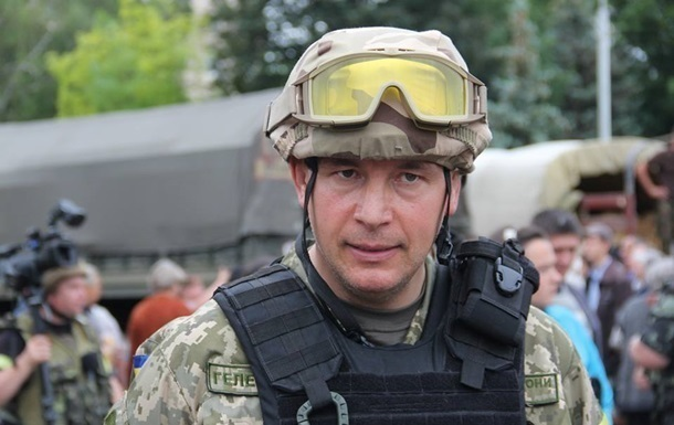 Россия применяла ядерное оружие в Луганске, предположил Гелетей