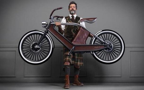Колеса перемен. Десять самых красивых велосипедов