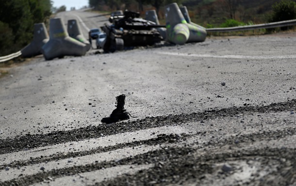 Боевые действия на Донбассе продолжаются – генерал НАТО