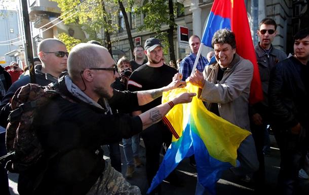 Что говорят россияне о Марше мира