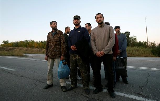 Армия Украины и сепаратисты Донецка обменялись пленными
