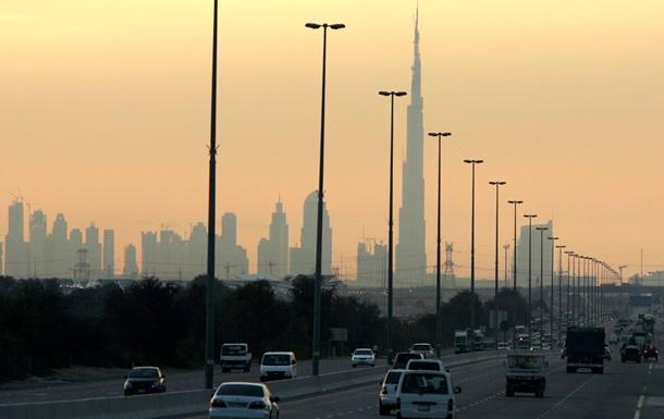 В ОАЭ разработали беспилотник для ликвидации пожаров в небоскребах