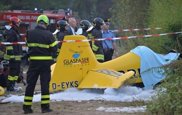 Во время авиашоу Fly Venice погиб итальянский пилот