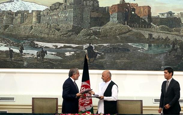 Ашраф Гани официально объявлен президентом Афганистана