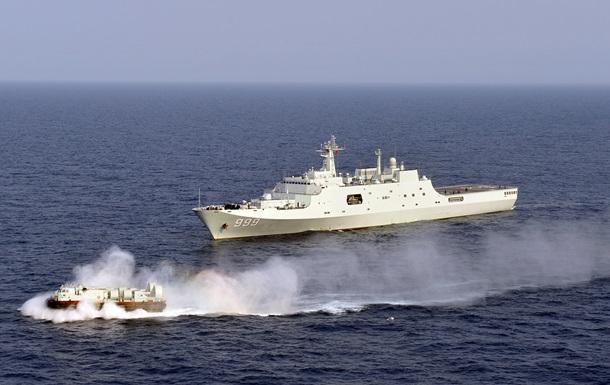 Китайские корабли прибыли на учения в Иран