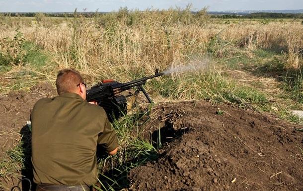 Силы АТО на востоке Украины