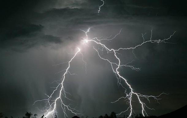 На Прикарпатье объявили штормовое предупреждение