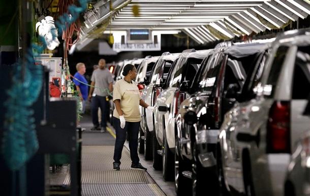 General Motors отзывает сотни тысяч машин из-за тормозов