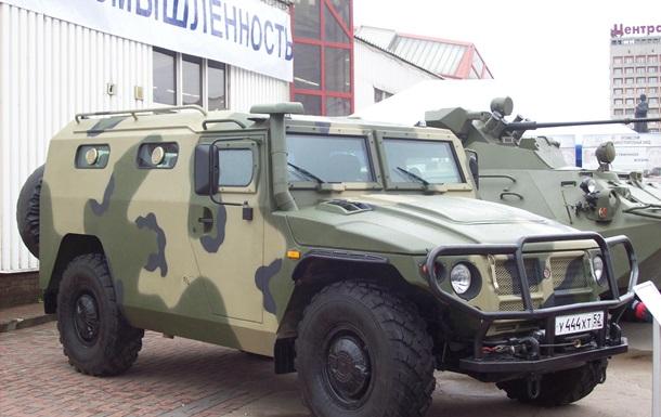 В России водитель броневика Тигр устроил смертельное ДТП