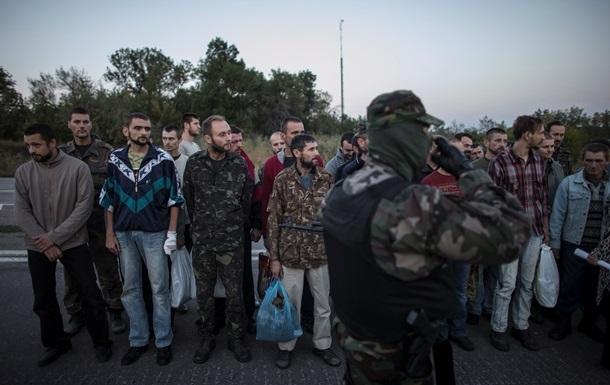 Из плена в Донбассе освобождены 1200 человек – СНБО
