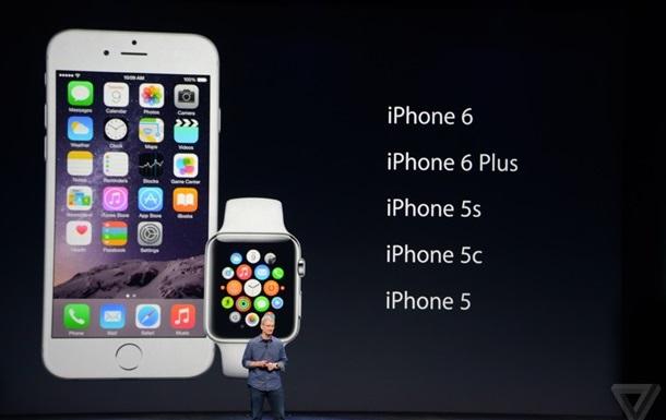 Новый рекорд: за три дня продано десять миллионов новых iPhone