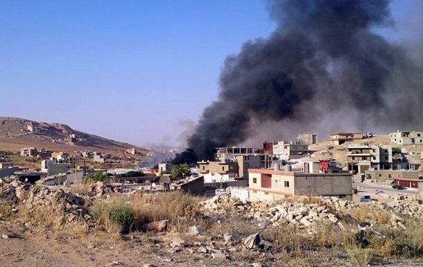 США объявили о начале бомбардировок позиций исламистов в Сирии