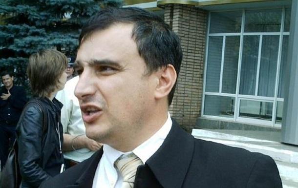Луганский сепаратист Клинчаев ударил журналистку в Киеве