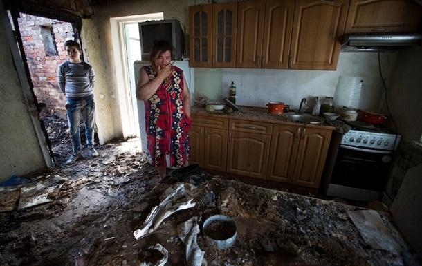 Во время обстрела Ясиноватой и Дебальцево погибли 13 мирных жителей – штаб АТО