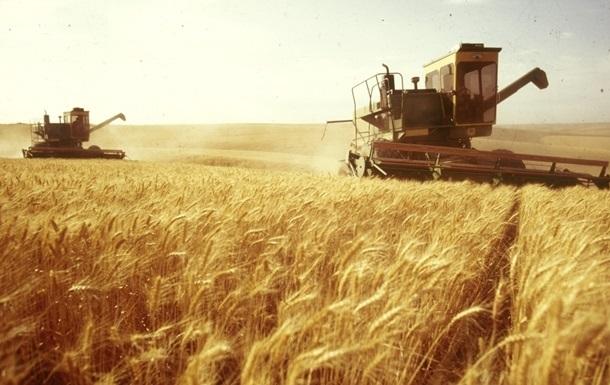 В Украине уже собрали почти 40 миллионов тонн зерна