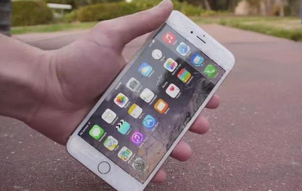Бьются как старые. Новые iPhone 6 испытали на прочность