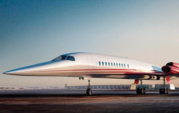 Airbus построит новый сверхзвуковой лайнер