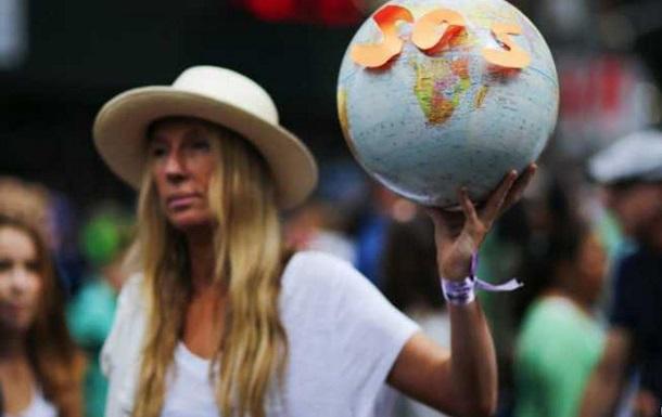 В Нью-Йоке открылся саммит ООН по климату