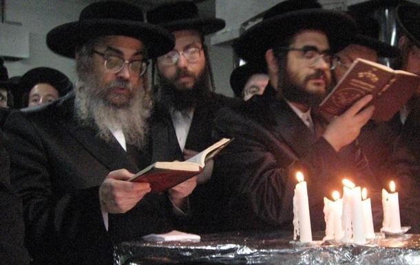 Более 20 тысяч хасидов прибыли в Умань праздновать иудейский Новый год