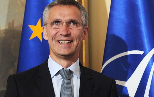 Новый генсек НАТО назвал Украину главным приоритетом