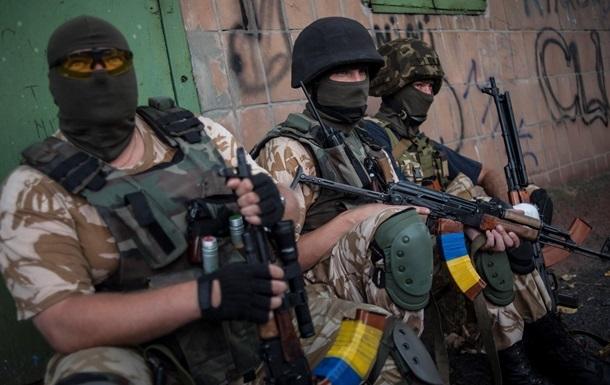 Яценюк: Армия Украины не применяла оружие против мирных граждан