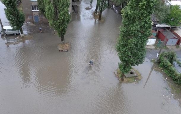 Итоги 24 сентября: непогода в Украине, падение доллара, первые отключения света