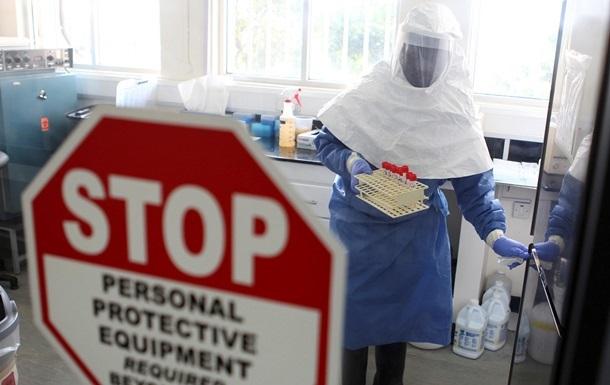 Лихорадка Эбола вплотную приблизилась к Украине