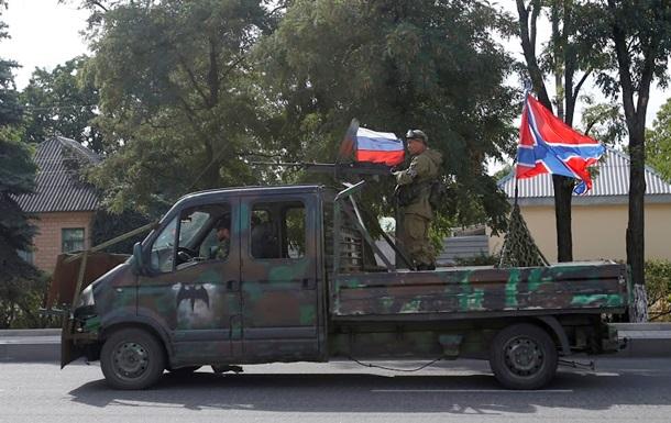 ЛНР контролирует две трети населения области – Москаль