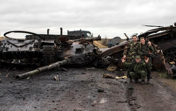 Знищена українська техніка у
