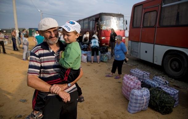 ООН призывает Раду принять закон о переселенцах