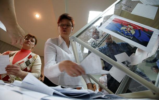 У каждого свои. Киев и Донецк не договорились о выборах на Донбассе