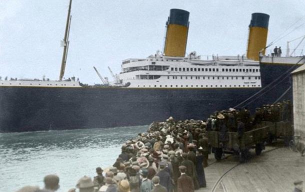 Титаник украинской экономики