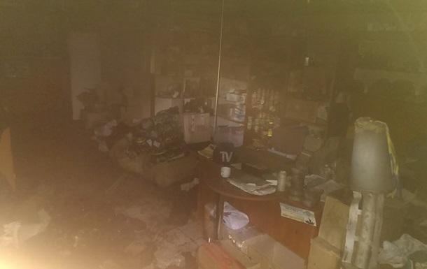 В Мариуполе сожгли офис волонтеров украинской армии