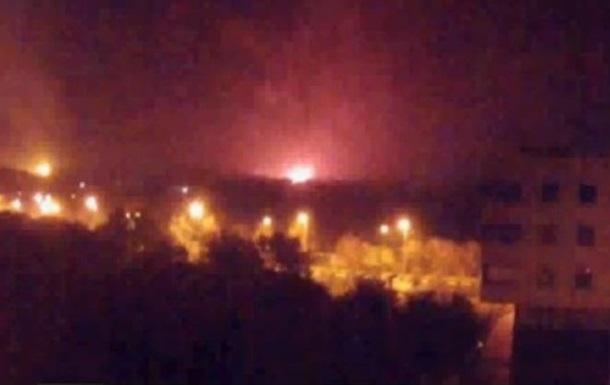 В Донецке после обстрелов загорелся аэропорт - соцсети