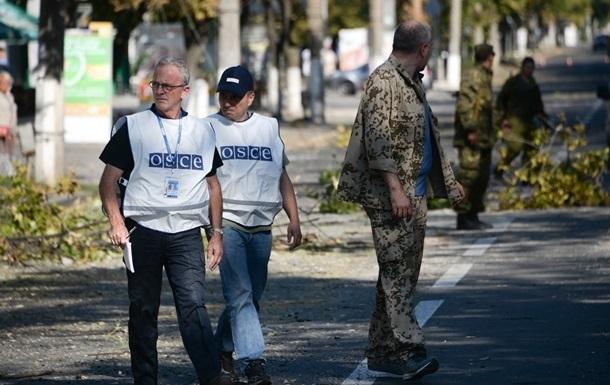 Украина, ОБСЕ и РФ занялись демаркацией буферной зоны на Донбассе