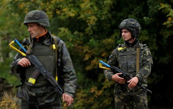 Обстрелы вокруг Дебальцево и аэропорта Донецка. Карта АТО за 27 сентября