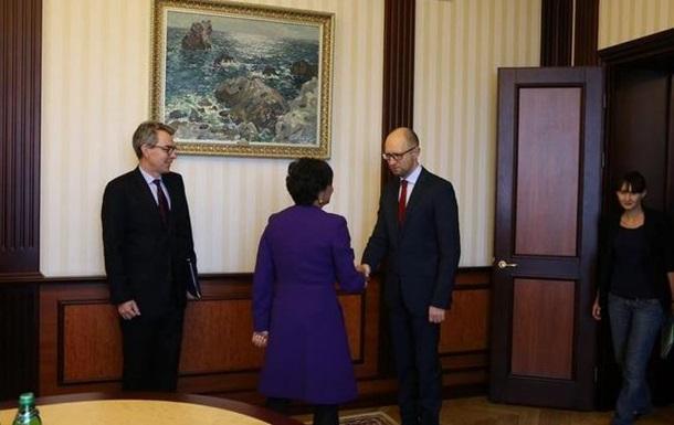Украина и США договорились о проведении совместного бизнес-саммита