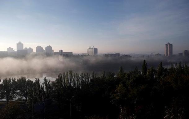 В результате обстрела в Донецке погиб мирный житель