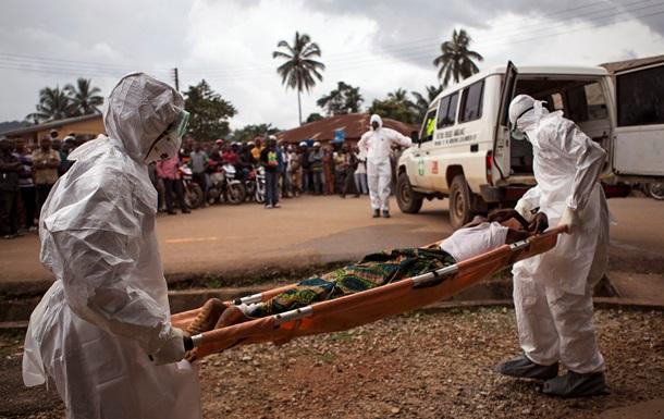 За два дня вирусом Эбола заразились более 300 человек