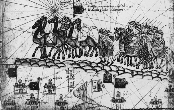 Россия поддержала идею возрождения Великого шелкового пути