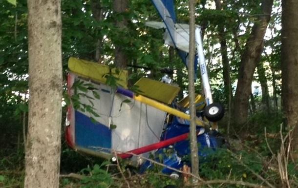 В США потерпел крушение легкомоторный самолет