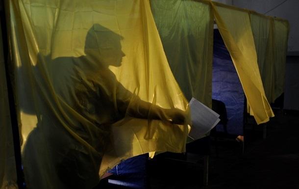 Выборы в Луганской области пройдут в пяти округах