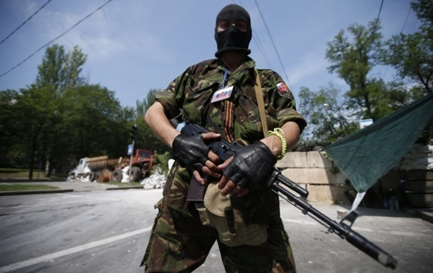 В Харцызске сепаратисты захватили здание прокуратуры