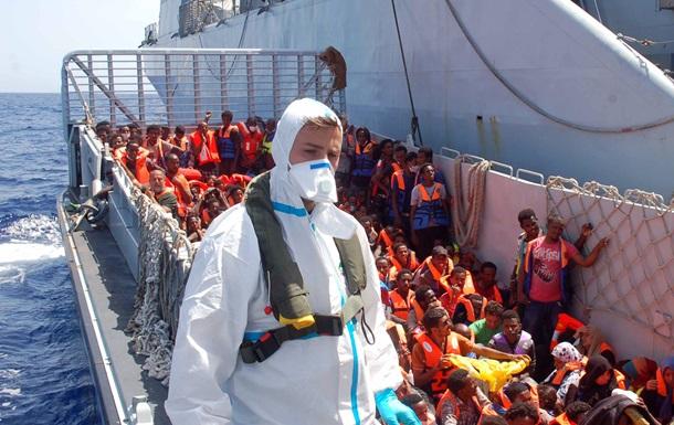 Более трех тысяч мигрантов погибли в Средиземном море в этом году