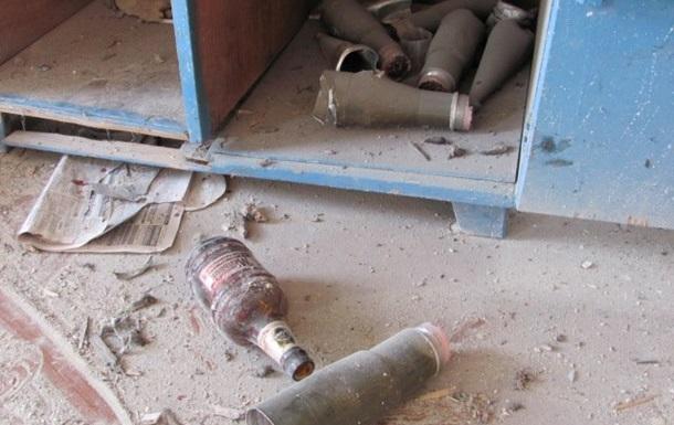 В Луганской области четверо подростков подорвались на снаряде