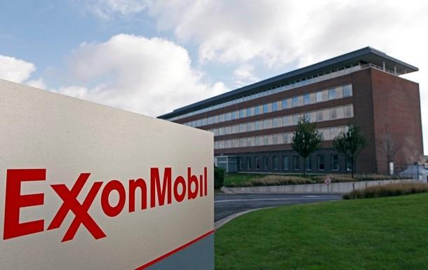 ExxonMobil заморозила 9 из 10 проектов в России